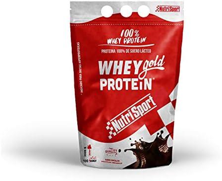 Nutrisport - Whey Gold Protein, Proteínas en Polvo para ...