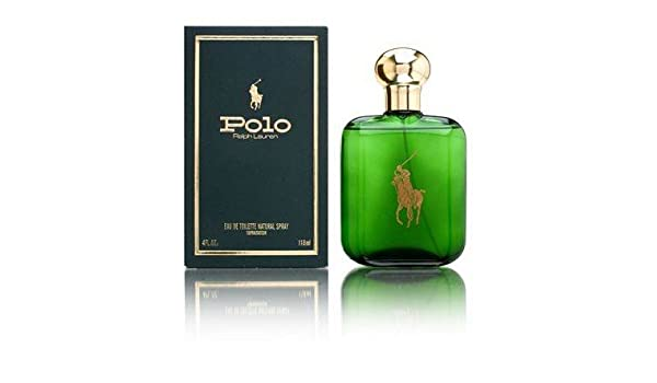 Ralph Lauren Polo Eau de Toilette 118ml Vaporizador: Amazon.es ...