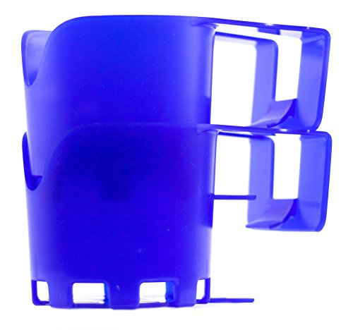 Price comparison product image Poolside Cup Holder (2,  Blue)