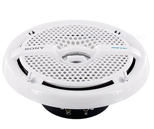 Sony XSMP1621 6 1/2-Inch coaxial 2-way Marine Speaker by Sony (Image #3)