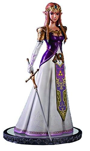 First 4 Figures The Legend of Zelda: Twilight Princess: Princess Zelda Master Arts Center Piece Statue (1:4 Scale) (Statue Princess)