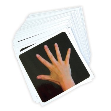 Recognise Flash Cards Hand Non-Returnable
