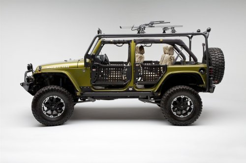 jeep roof rack base - 8