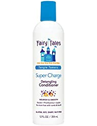 Fairy Tales Tangle Tamer Super Charge Detangling Conditioner for Kids - 12 oz