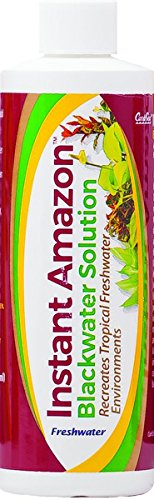 CaribSea Aquatics Instant Amazon Blackwater Solution, 8 oz