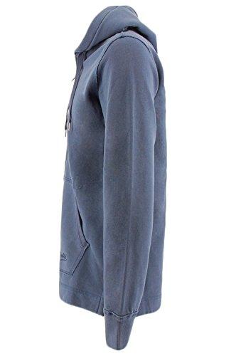 Penn Sweatblu rich Uomo 518 Vintage Rich Woolrich Felpa Penn gqqW7HAf