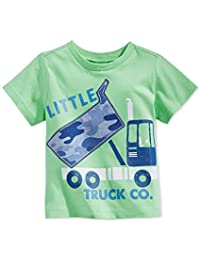 First Impressions Baby Boy's Little Truck T-Shirt