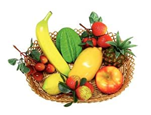 GEWA 830120.0 - Shaker, diseño cesta de frutas