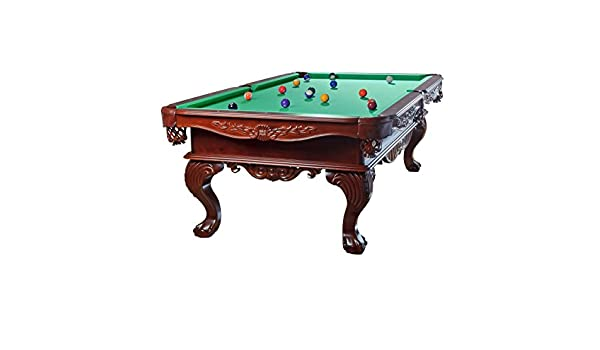 Mesa de billar Modelo Avalon 9 ft., verde: Amazon.es: Deportes y aire libre