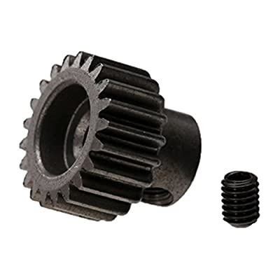 Traxxas 2421 21-T Pinion Gear, 48P: Toys & Games