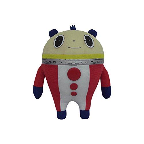 "Great Eastern Persona 4 Teddie Kuma 8"" Stuffed Plush"