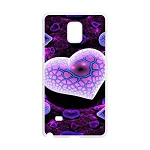 Fashion Illustration Picture of Above All Else, Guard Your Heart Custom Case for SamSung Galaxy Note4?