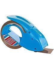 tesapack Handdispenser Pack-n-Go, dispenser voor verpakkingstape, gebruiksvriendelijk, ergonomisch