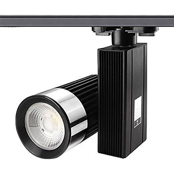 LE 25W LED Track Lighting 150W Halogen Bulbs Equivalent 1400lm