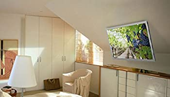 LITHE Audio Control remoto motorizado Flip Down TV Soporte para ...