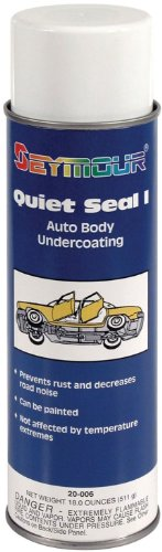 Seymour 20-006 Automotive Specialties Quiet Seal Spray Pa...