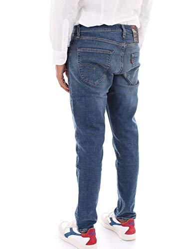 32 Denim 28833 Dark Slim L30 Homme Blue Jeans 512 FIT Levis Taper H0qBqS