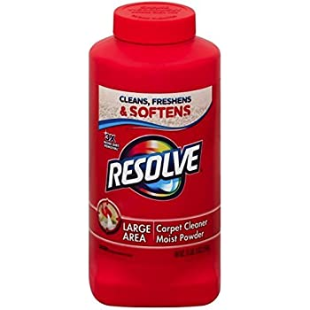 Amazon Com Resolve Carpet Cleaner Powder 18 Oz Bottle