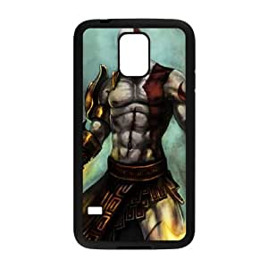 god of war Samsung Galaxy S5 Cell Phone Case Black xlb2-277831