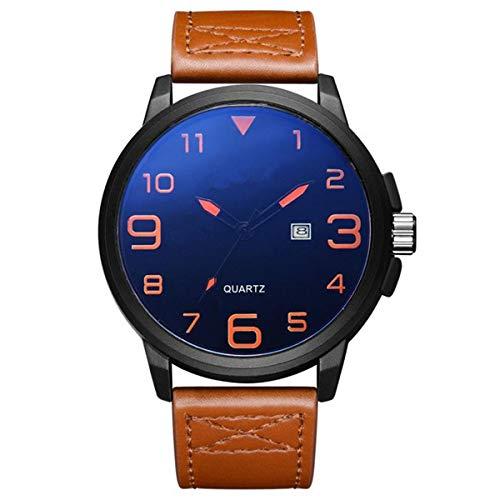 Rcool Relojes suizos relojes de lujo Relojes de pulsera Relojes para mujer Relojes para hombre Relojes deportivos,Cuarzo muñeca analógico fecha día ejército ...