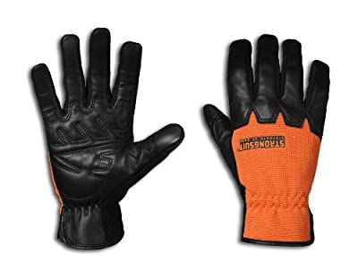 StrongSuit Rancher Plus Leather Work Gloves