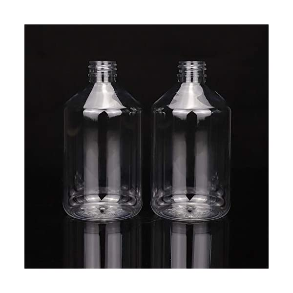 LTTXS,Flacone per animali domestici da 500 ml Flacone spray per disinfezione di bottiglie in plastica Flacone… 2 spesavip