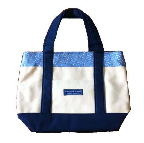 Vineyard Vines Unisex-Adult's Tote -Small (Vineyard Vines Canvas)