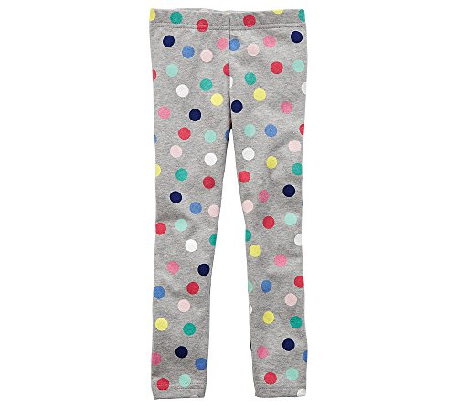 - Carter's Baby Girls' Multi Dot Leggings 12 Months