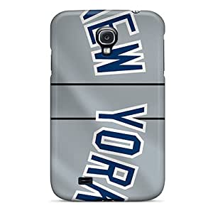New Arrival PXSsdOl775 Premium Galaxy S4 Case(new York Yankees)