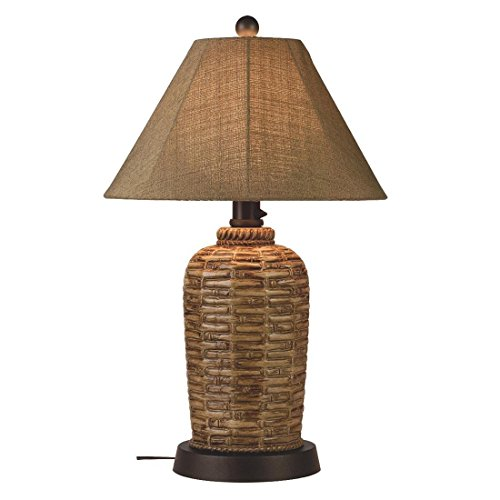 South Pacific 45933 35-inch Table Lamp by Patio Living Concepts