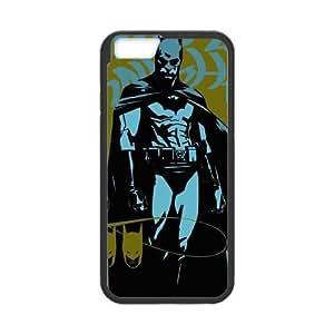 Batman Is Waiting iPhone 6 Plus 5.5 Inch Cell Phone Case Black Delicate gift JIS_319546