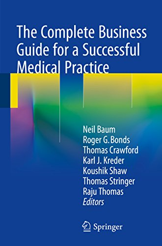 The Complete Business Guide for a Successful Medical Practice Pdf