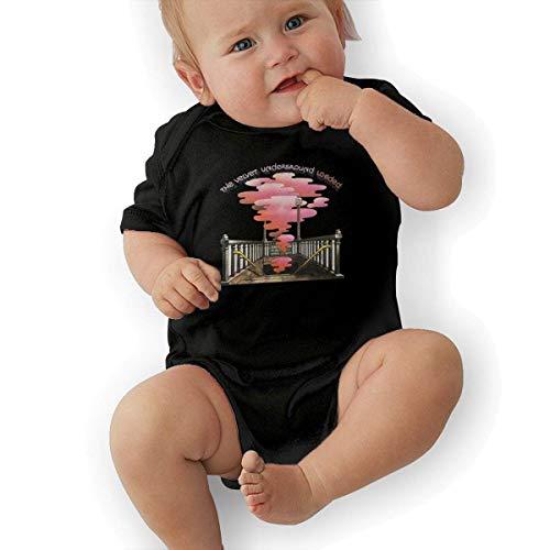 (sretinez Infant The Velvet Underground Onesies Bodysuit)