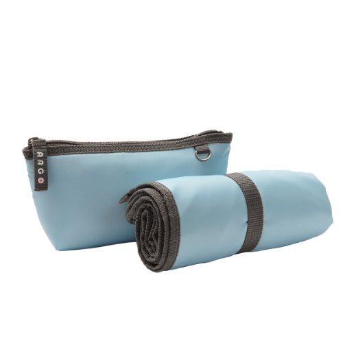 Teafco Argo Momster Diaper Bag, Medium, Maldives Blue