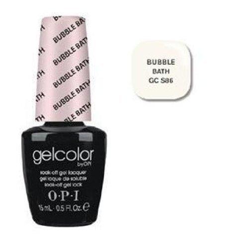 OPI vernis à ongles, bain à bulles GCS86, 0,5 once liquide