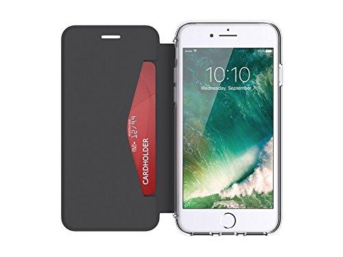 56 opinioni per Griffin Reveal Wallet Custodia per iPhone 7/6s/6, Nero/Chiaro