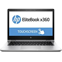 HP EliteBook x360 1BT00UT#ABA 13.3 2 in 1 Laptop, Silver