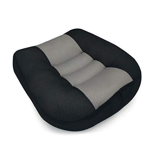 KKPLZZ Auto Booster kussen, antislip verhoging hoogte Booster mat auto passagiersstoel Booster, zachte stoel kussen pad…