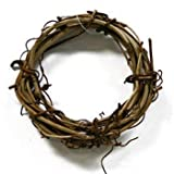Darice Grapevine Wreaths, 3-Inch , Pack of 12