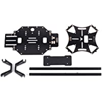 PCB Frame Kit Landing Gear for FPV Gimbal F450 Upgrade - Black