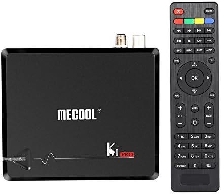 Docooler TV Box + DVB-S2 y DVB-T2 y DVB C Android 7.1, 4K Amlogic S905D Quad-Croe (2 GB / 16 GB), 2.4G y 5.0G WiF: Amazon.es: Electrónica