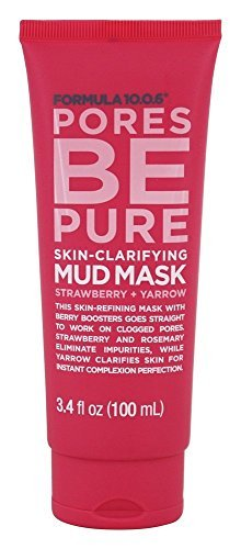 Formula 10.0.6 - Pores be Pure Skin-Clarifying Mud Mask - 3.4 ()