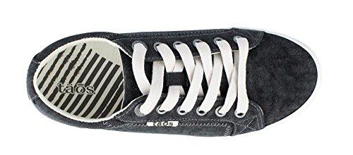 Footwear Charcoal Women's Taos Star Fashion Wash Canvas Sneaker UTAwq