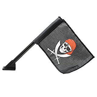 Squirrel Products Pirate Flag Swing Set Accessory
