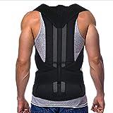 Adjustable Magnetic Power Posture Back Support Correction Belt Band Posture Corrective Brace Strap