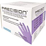 Adenna Precision 4 Mil Nitrile Powder Free Exam Gloves, L- Case of 1,000