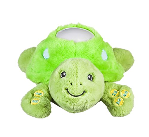 B. Boutique Light-Up Lullaby Plush Turtle (Up Light Blanket)