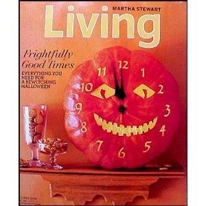 Martha Stewart Living, October 2008 (Martha Stewart Living Halloween Issue)