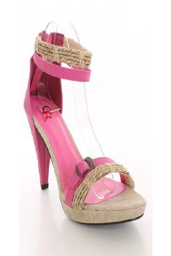 Women Sandals Fourever Funky For Pink ApnPq4