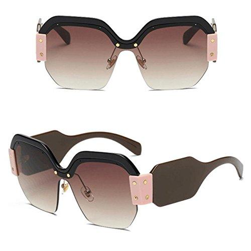 Mesdames Les Lunettes B Uv400 Vintage Rondes RéTro Fashion Fort Soleil Femmes Lunettes De De Eyewear RRtBqwO
